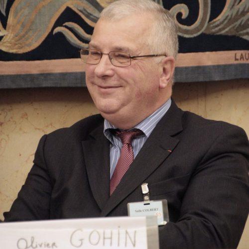 Olivier GOHIN