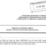 Le CDL saisit le TA contre l'arrêté interdisant la consommation d'alcool dans certaines rues de Paris sous couvert de lutte contre la Covid19
