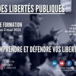 Postulez au Campus des Libertés Publiques, une formation du Cercle Droit & Liberté en partenariat avec l'IFP !